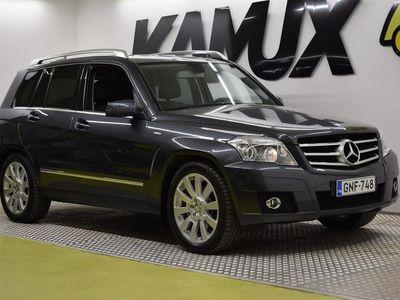 käytetty Mercedes GLK220 GLKCDI 4MATIC Farmari (AC) 4ov 2143cm3 A