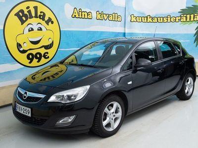 käytetty Opel Astra 1.4 Turbo EcoFLEX 5-ov Start/Stop - *YLIVOIMANEN!*