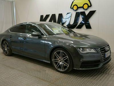 käytetty Audi A7 S-LINE Sport 3,0 V6 Biturbo TDI 230 kW quattro tiptronic / Webasto kaukosäädöllä /