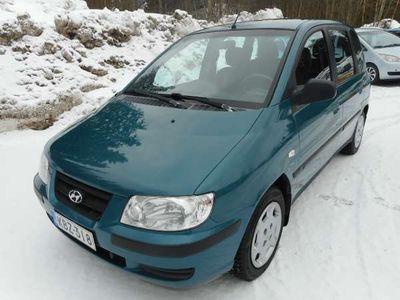 käytetty Hyundai Matrix 1,6 GL 5d A/C