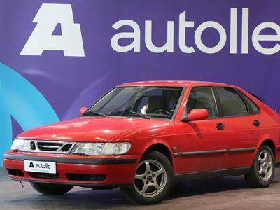 käytetty Saab 9-3 *POISTOAUTO*2.0t 5d. Myydään edullisesti.