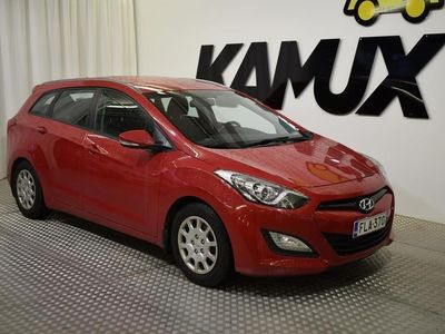 käytetty Hyundai i30 Wagon 1,6 GDI 6MT ISG iNNOVATION **** Korko 0,99% + min. 1500 EUR takuuhyvitys ****