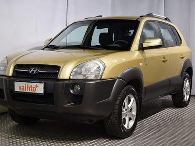 käytetty Hyundai Tucson 2.0 GLS AC 4WD