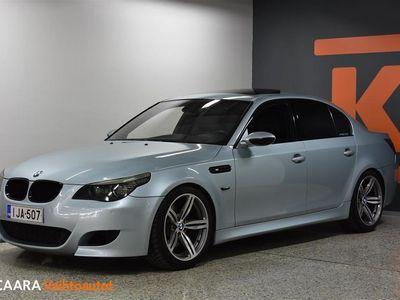 käytetty BMW M5 E60 Sedan