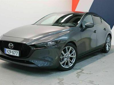 käytetty Mazda 3 Hatchback 2,0 (122 hv) SKYACTIV-G Luxury Business -automaatti
