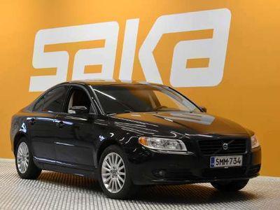 käytetty Volvo S80 T6 AWD Summum aut Business ** KeyLessGo / Kattoluukku / Nahkapenkit sähköllä / Dynaudio **