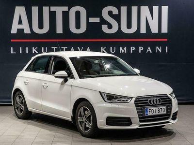 käytetty Audi A1 Sportback 1,4 TFSI 92 kW #Xenonvalot #Siisti