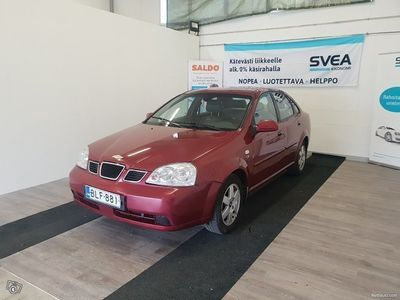 used Chevrolet Nubira