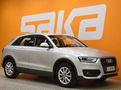 käytetty Audi Q3 Special edition 2,0 TFSI 125 kW quattro S tronic ** 1-Om / Suomi-auto / Merkkihuollettu **