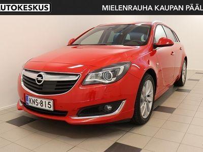 käytetty Opel Insignia Sports Tourer Sport 2,0 CDTI 4x4 125kW AT6
