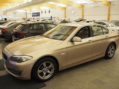 käytetty BMW 520 TwinPower Turbo A F10 Sedan Business Automatic Edition