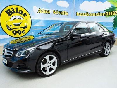 käytetty Mercedes E250 CDi 4-MATIC AVANTGARDE - *JOKAISEN IHMISEN UNELMA AUTO!* - *NYT ON OSTAJAN MARKKINAT!*