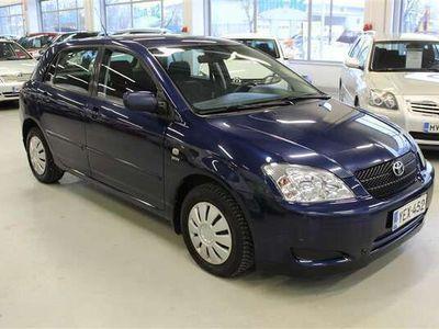 käytetty Toyota Corolla 1,4 VVT-i Linea Terra 5ov Hatchback
