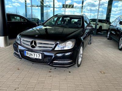 käytetty Mercedes C200 CDI BE T A 158 TKM, HUOLTOKIRJA, VM 14, (REK 12/13)