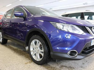 käytetty Nissan Qashqai 1,6dCi Acenta 4WD Connect