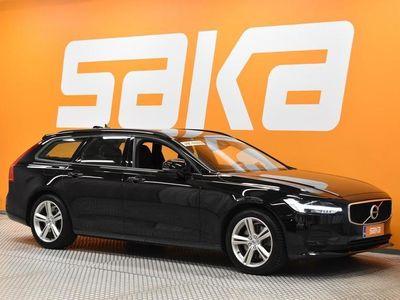 käytetty Volvo V90 T5 Momentum aut ** Webasto / Peruutuskamera / Merkkiliikeen huoltokirja / on call **