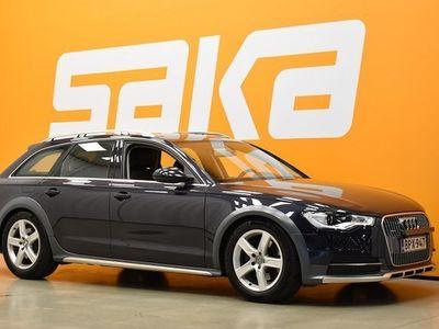 käytetty Audi A6 Allroad 3.0 V6 TDI 150KW **Juuri tullut, Webasto, Nahka-alcantara**