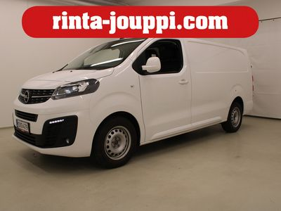käytetty Opel Vivaro Van Enjoy L 2,0 Diesel Turbo S/S 90 kW MT6 - Black Friday tarjous: Rinta-Jouppi Turva 0€ tähän autoon*