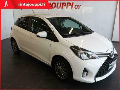 käytetty Toyota Yaris 1,33 Dual VVT-i Active 5ov Multidrive S **NAVI,PERUUTUSKAMERA** *** J. autoturva saatavilla, J. koti