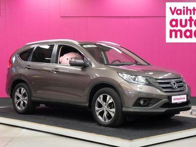 käytetty Honda CR-V Lifestyle 2.0 114kW Aut