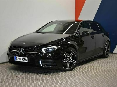 käytetty Mercedes A220 4Matic A Business AMG 190hv, 1