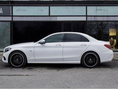 käytetty Mercedes C350e