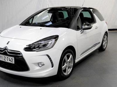 käytetty Citroën DS3 PureTech 110 So Chic