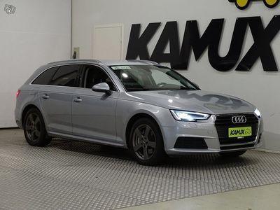 käytetty Audi A4 Proline Edition 2.0 TDI 190Hv Avant S-Tronic Aut. **1-Omisteinen, Merkkihuollettu, Koukku**