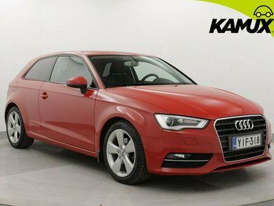 käytetty Audi A3 *KOTIINTOIMITUS* Compact Coupé Busin Sport 1,6 TDI 77. Tarkastettuna, Rahoituksella, Kotiin toimitettuna!