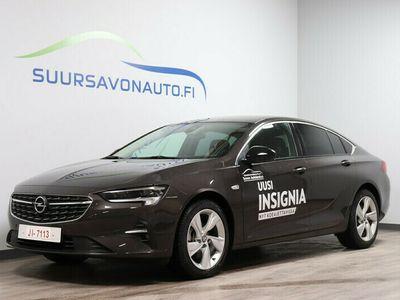 käytetty Opel Insignia Grand Sport Innovation Plus 2.0 200 Turbo A **UUSIN FACELIFT MALLI - TEKNOLOGIA & AVUSTINPAKETIT**