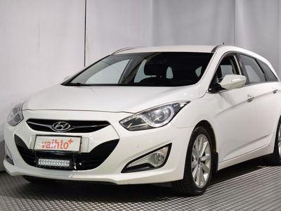käytetty Hyundai i40 Wagon 1,7 CRDi 100 A Style Business * REKISTERÖITY PAKETTIAUTOKSI, SIS.VÄH.ALV:N *