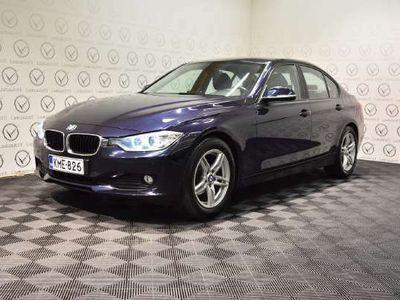 käytetty BMW 316 TwinPower Turbo A F30 Sedan Business Automatic - Korko 1,89%, Rahoitus jopa ilman käsirahaa!