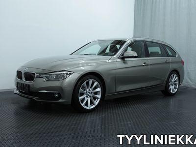 käytetty BMW 320 3-sarja F31 Touring d A ED Business Luxury *LED-VALOT, PROF.NAVI, NAHKAT, H/K AUDIO YMS.*