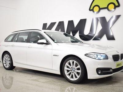 käytetty BMW 520 520 F11 Touring d A xDrive / Vetokoukku / Juuri katsastettu / M-sportin ratti