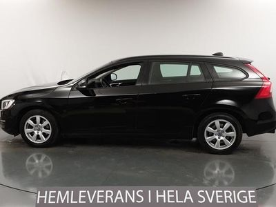 käytetty Volvo V60 T3 Fullservad Drag 150hk