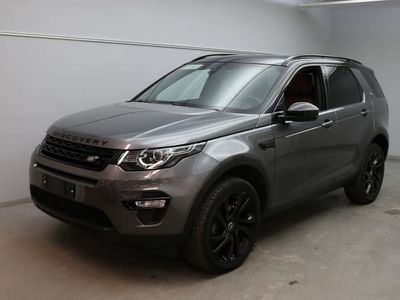 käytetty Land Rover Discovery Sport 2.0 Td4 HSE Luxury