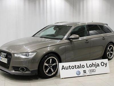 käytetty Audi A6 Avant Business 3,0 V6 TDI 150 quattro A Suomi-auto