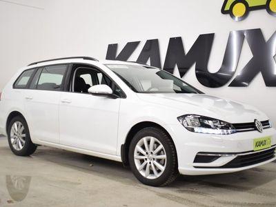 käytetty VW Golf Variant Comfortline 1,6 TDI 85 kW (115 hv) DSG / Adapt. Cruise / Vetokoukku / Peruutuskamera /