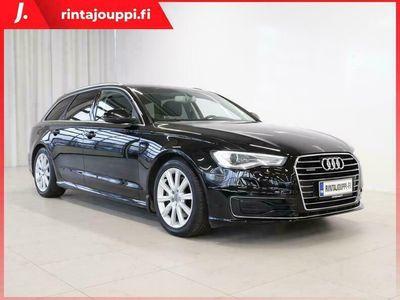 käytetty Audi A6 Avant Business Sport 3,0 V6 TDI 160 kW quattro S tronic #Webasto #Koukku *** J. autoturva saatavilla
