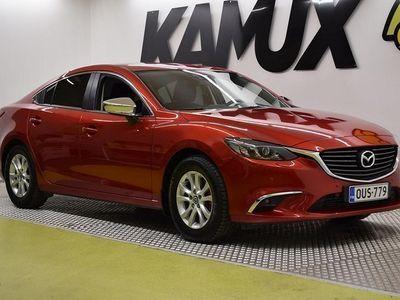 käytetty Mazda 6 Sedan 2,2 (150) SKYACTIV-D Premium Plus / NAVI / VAKKARI / SIISTI