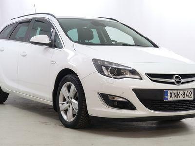 käytetty Opel Astra Sports Tourer Sport 1,6 CDTI S/S (MY15.5) (webasto kauko-ohj.)