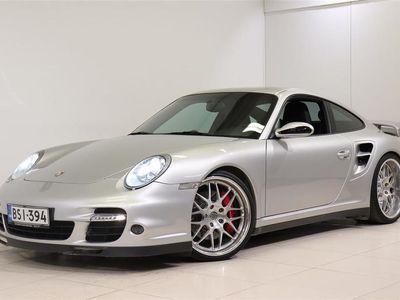 käytetty Porsche 911 Turbo Tiptronic S Techart, Mukautuvat Sport-istuimet, Täysnahkaverh, Bose, Kattoluukku, Keulahissi