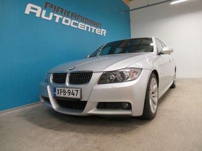 käytetty BMW 325 i 218hv Aut. M-Sport Farmari KORKO alk. 0% +KULUT, VOIMASSA 23-30.11.2020 BLACK FRIDAY KOKO VIIKON