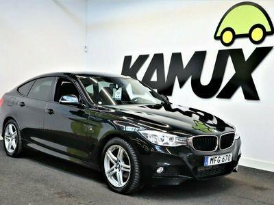 käytetty BMW 320 Gran Turismo d xDrive | M-sport | Navi | Vetokoukku | Lämmitin