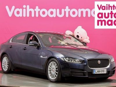 käytetty Jaguar XE E-Performance Prestige Plus Aut # 1 Omistajalta # Webasto # Nahat # Navi # Hieno!