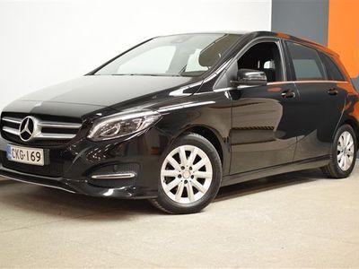 käytetty Mercedes B180 d A Premium Business