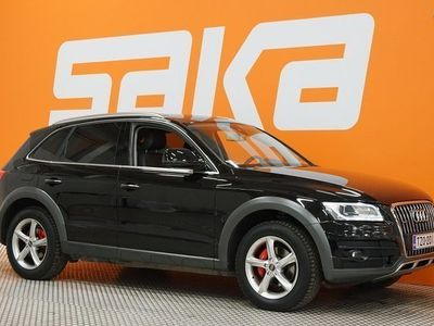 käytetty Audi Q5 Offroad TDI Edition 2,0 TDI 140 kW quattro S tronic ### NORMAL FRIDAY -hinta! ### ** Suomi-auto / Ad