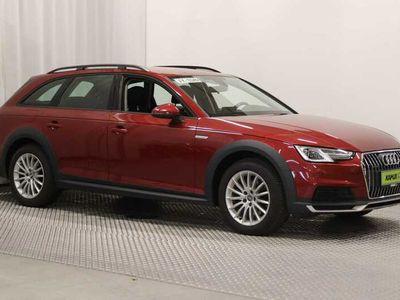 käytetty Audi A4 Allroad Allroad Quattro 2.0 TDI / PA-Lämmitin / Neliveto / Tutkat eteen ja taakse / 1- Omisteinen ja merkkihuollettu /