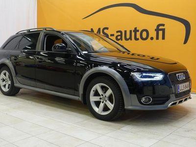käytetty Audi A4 Allroad Business 2,0 TDI 130 kW quattro