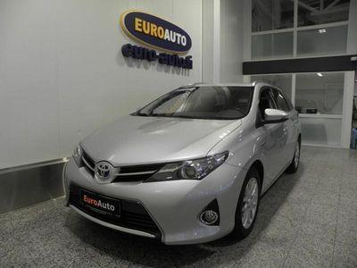 käytetty Toyota Auris Touring Sports 1, 8 Hybrid Active Edition, VÄHÄN AJETTU HYBRID VAIN 299?/KK, PERUUTUSKAMERA, CRUISE, BLUETOOTH, USB, AUX